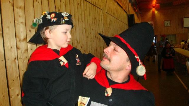 6_ Kinderfasnet in Emerkingen-Wenn der Vater mit dem Sohne_jpg